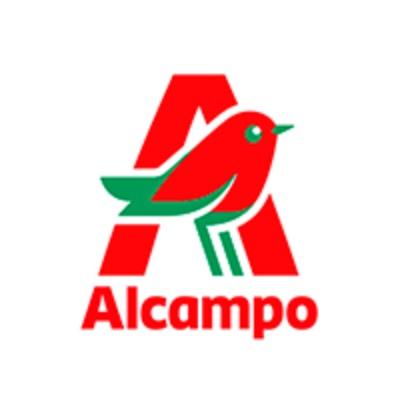 logotipo de la empresa Alcampo