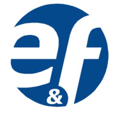 E+F Metall- und Rohrleitungsbau GmbH-Logo