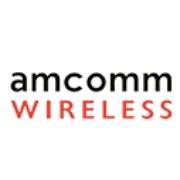 Amcomm Verizon Wireless logo