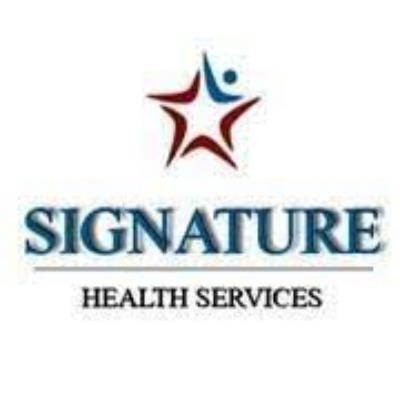 Signature Health Services logo
