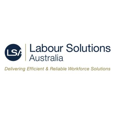 Labour Solutions Australia logo