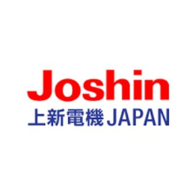 上新電機株式会社のロゴ