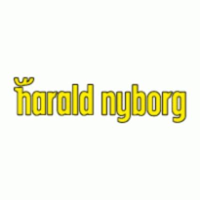 logo for Harald Nyborg