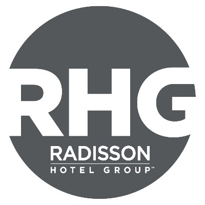 logotipo de la empresa Radisson Hotel Group