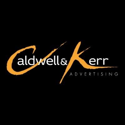 Caldwell and Kerr Advertising logo