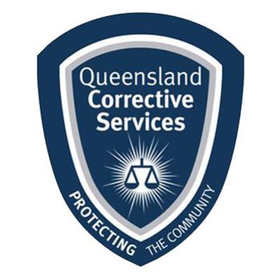 Queensland Corrective Services logo
