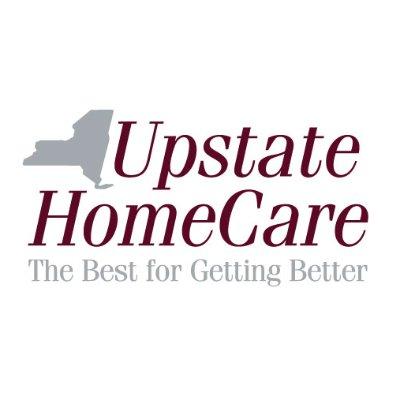 Upstate HomeCare logo