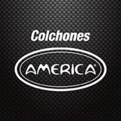 logotipo de la empresa Colchones America