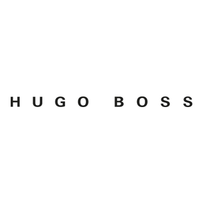 Logo van HUGO BOSS