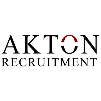 Akton Recruitment logo