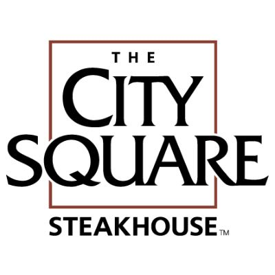 The City Square Steakhouse logo