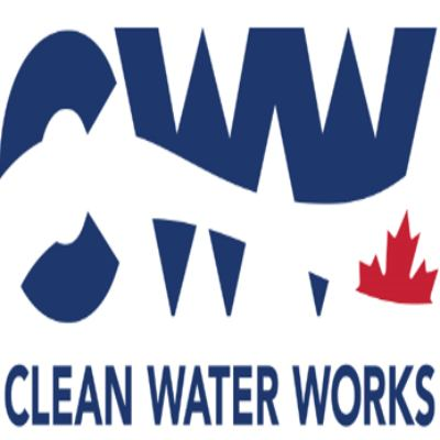 Logo Clean Water Works Inc.