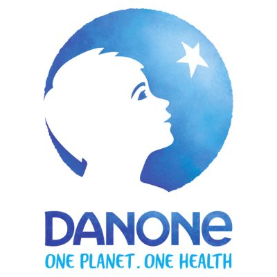 Danone'in logosu