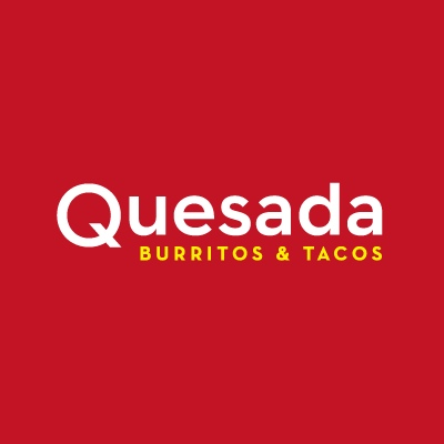 Quesada Burritos and Tacos logo