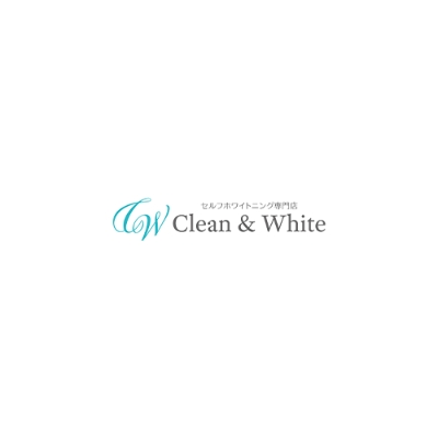 Clean & White 株式会社のロゴ