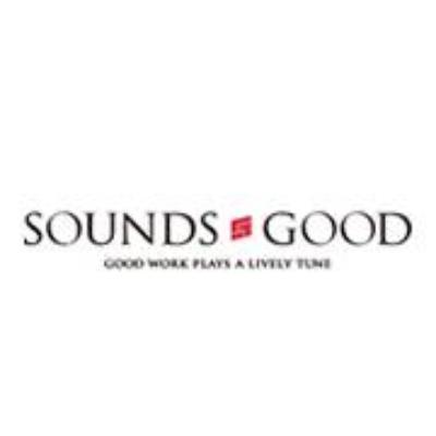 株式会社サウンズグッドのロゴ