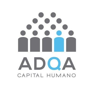 logotipo de la empresa ADQA Capital Humano
