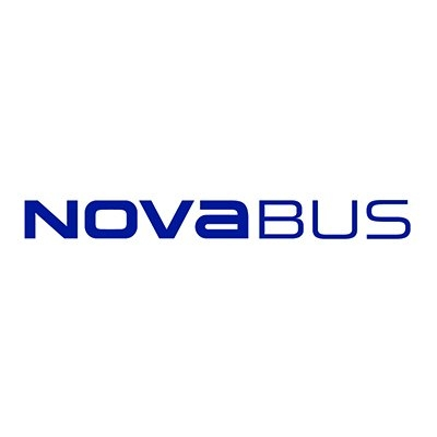 Logo Nova Bus, Volvo Group