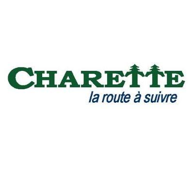 Logo TRANSPORTS M. CHARETTE INC.
