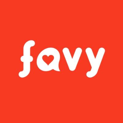 株式会社 favyのロゴ