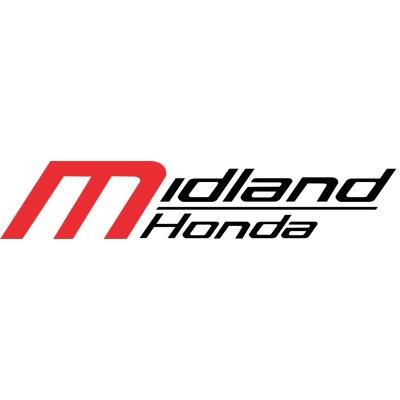 Midland Honda logo