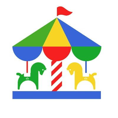 Magic Roundabout Nursery logo