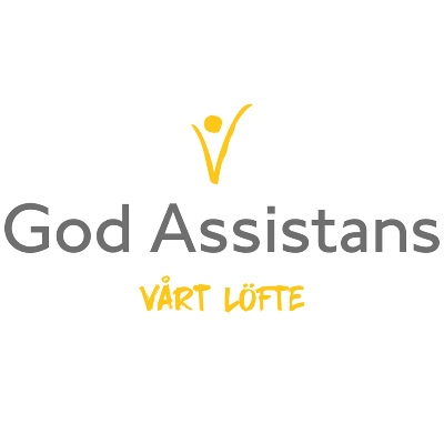 God Assistans logo