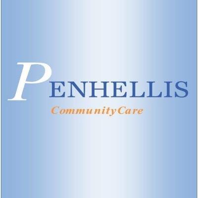 Penhellis Community Care logo