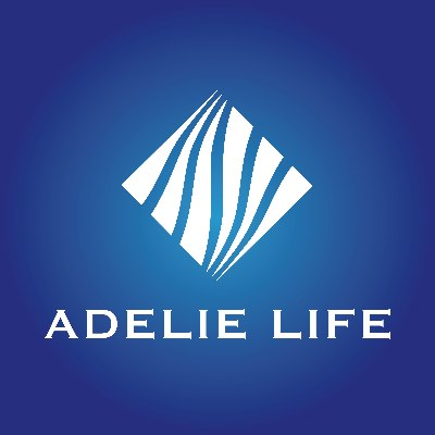 アデリーライフ株式会社のロゴ