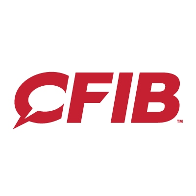CFIB- CANADIAN FEDERATION OF INDEPENDENT BUSINESS logo
