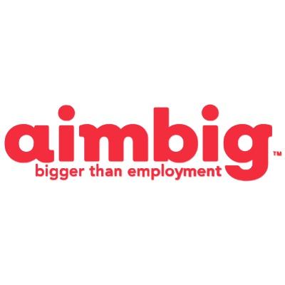 AimBig Employment logo