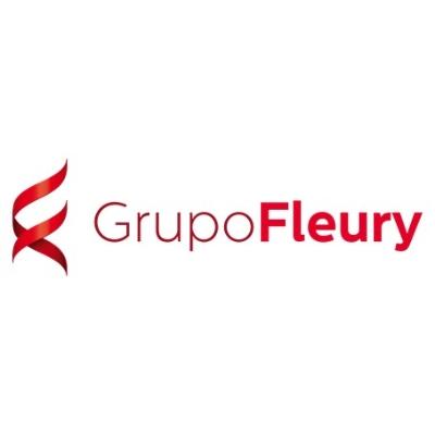 Logotipo - Grupo Fleury
