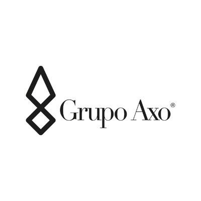 logotipo de la empresa Grupo AXO