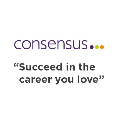 Consensus logo