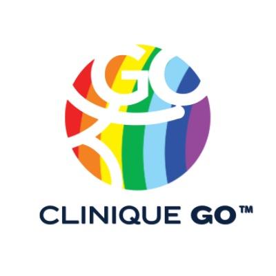 Clinique GO logo