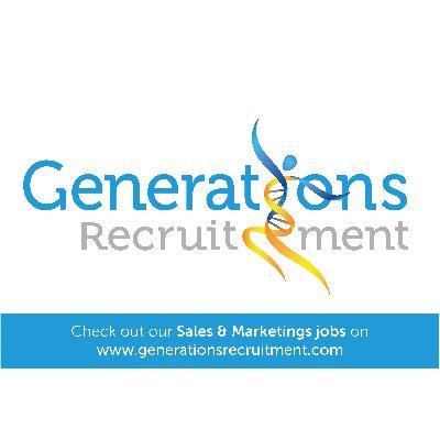 Generations Recruitment logo