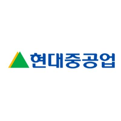 현대중공업 logo