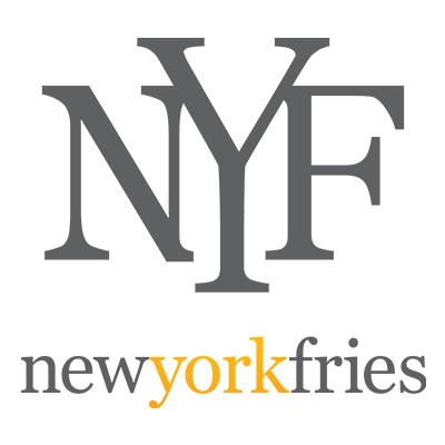 Logo New York Fries