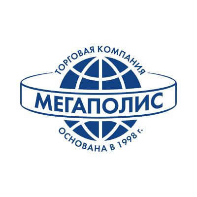 Лого компании Мегаполис