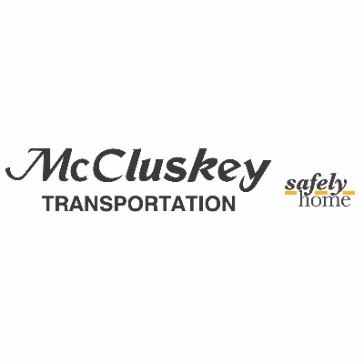 Logo McCluskey Transportation