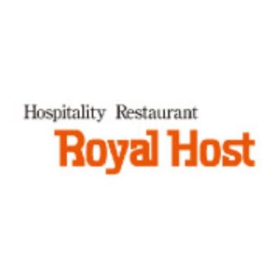 ロイヤルホスト株式会社のロゴ
