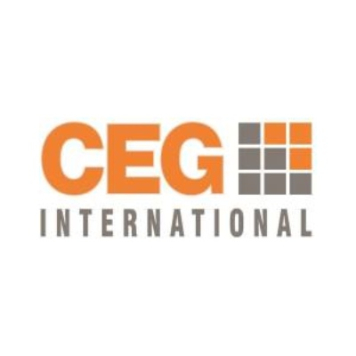 CEG International logo