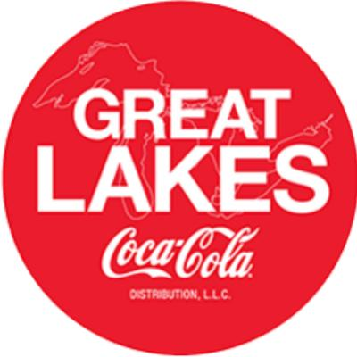 Great Lakes Coca-Cola logo