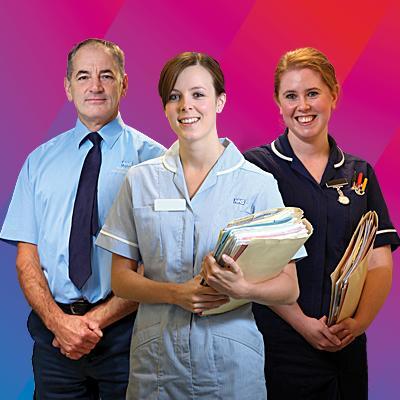 Gloucestershire Hospitals NHS Foundation Trust logo