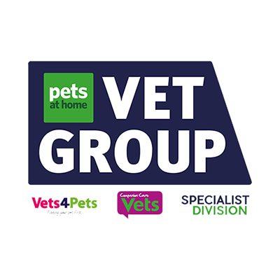 Vets4Pets logo