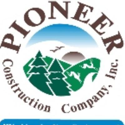 Pioneer Construction Company Inc. logo