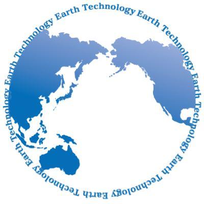 Earth Technology株式会社のロゴ