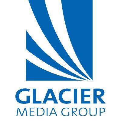 Logo Glacier Media
