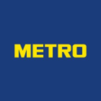 Metro λογότυπο