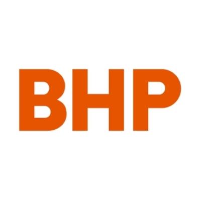 logotipo de la empresa BHP